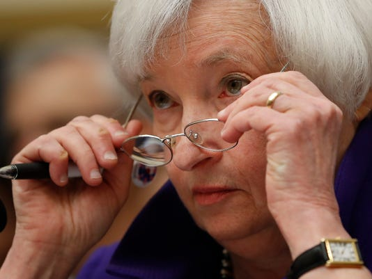 Janet Yellen-Fed-minutes