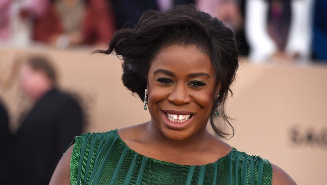 Uzo Aduba, officially the world's best prom date.