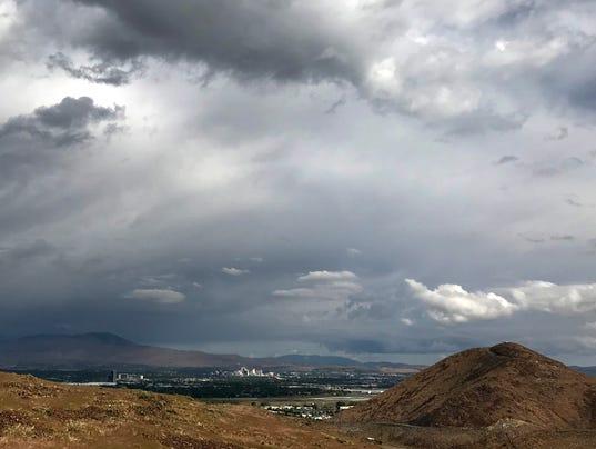 Reno weather
