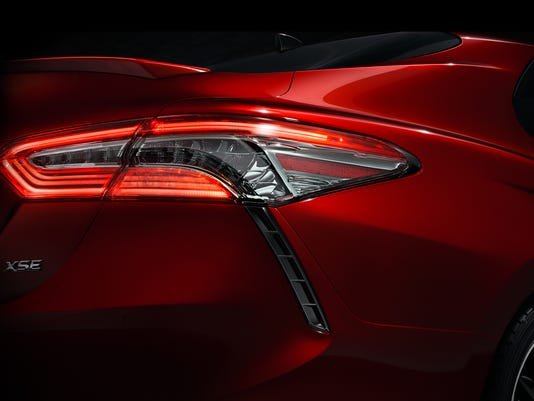 Toyota To Reveal Allnew Camry At Detroit Auto Show - Car show detroit 2018