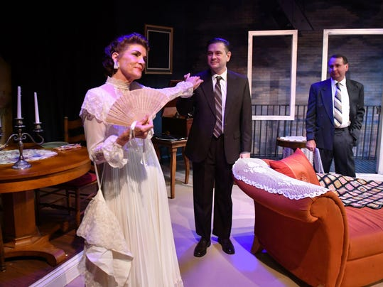 Main glass menagerie