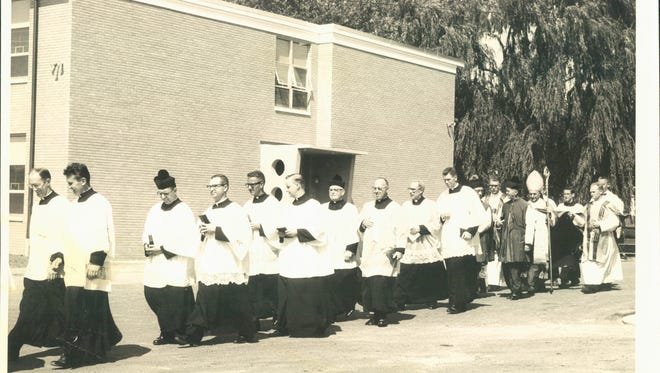 Former Queen of Heaven parishioner Amy Weirauch is seeking information to create an archive about the  closed Cherry Hill parish. If  you can identify anyone in these photos, please contact Weirauch at qofhphotos@gmail.com