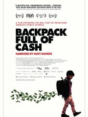 """Director Sarah Mondale and co-producer/editor Vera Aronow will screen their documentary, """"Backpack Full of Cash,"""" from 6 to 8:30 p.m. Thursday, Oct. 19, at New Mexico State University's Atkinson Music Recital Hall. The screening will be followed by a discussion with Mondale and Aronow."""