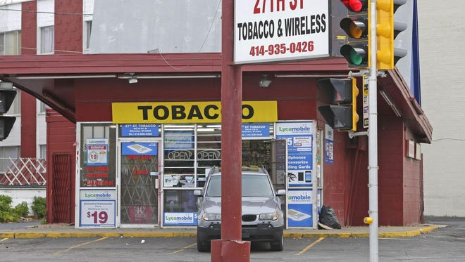 27th St. Tobacco has been closed since February. City officials say it was a haven for illegal activity.