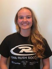 Anna Forsyth, All-Iowa