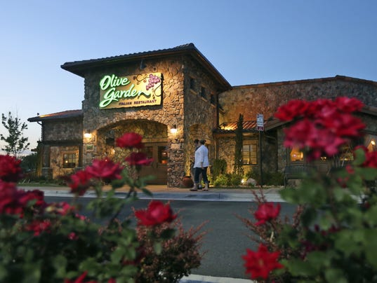 Finally Olive Garden Coming To Vineland
