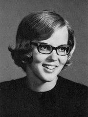 1972 Technical High School graduate Peg Brenden
