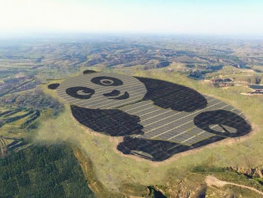 Panda Power in China