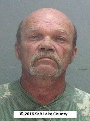 This undated photo from the Salt Lake County Sheriff's office shows William Keebler.