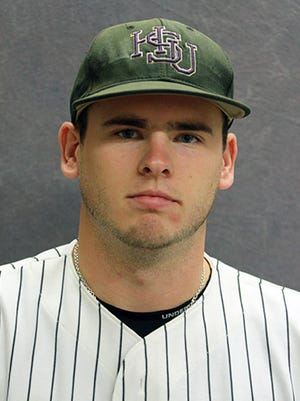 Hardin-Simmons shortstop/pitcher Taylor Cooling