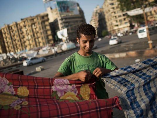 egypt curfew