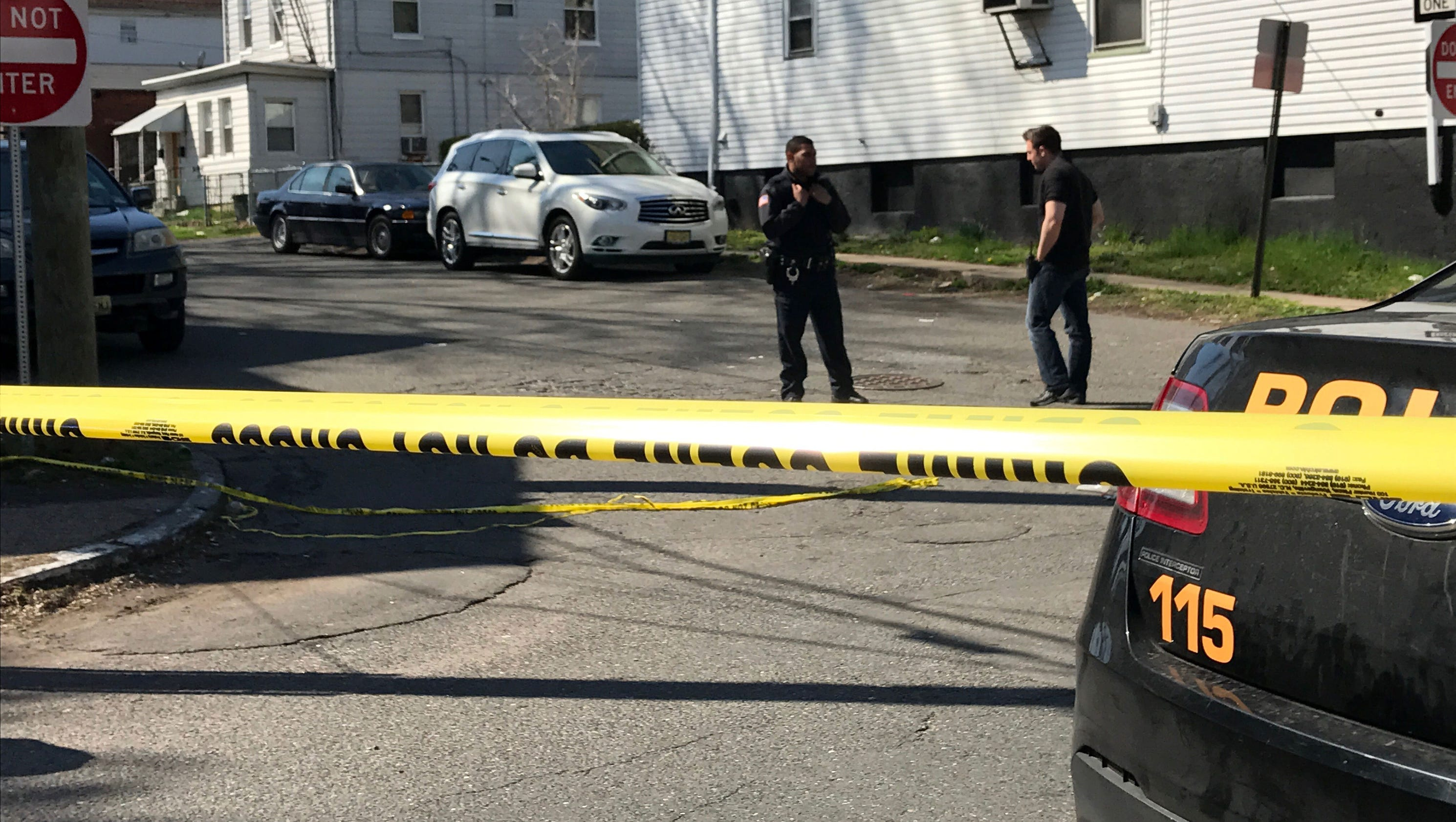 man killed in shooting with paterson cop sources say