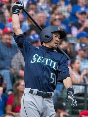Ichiro Suzuki has 117 career home runs.
