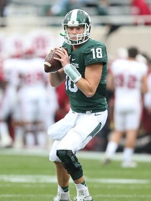 Connor Cook and the Spartans are 8-0, but ESPN's Todd McShay isn't impressed.
