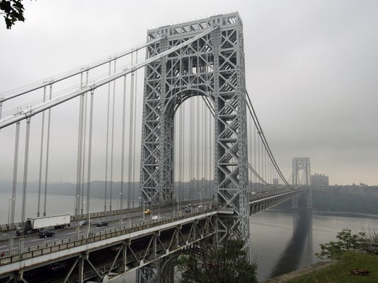 LH Landmark: The George Washington Bridge