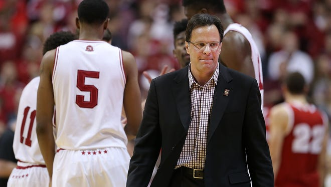 After weathering early season storms, Tom Crean has IU riding an eight-game win streak.