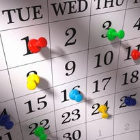 Ready. Set. Go! local events calendar