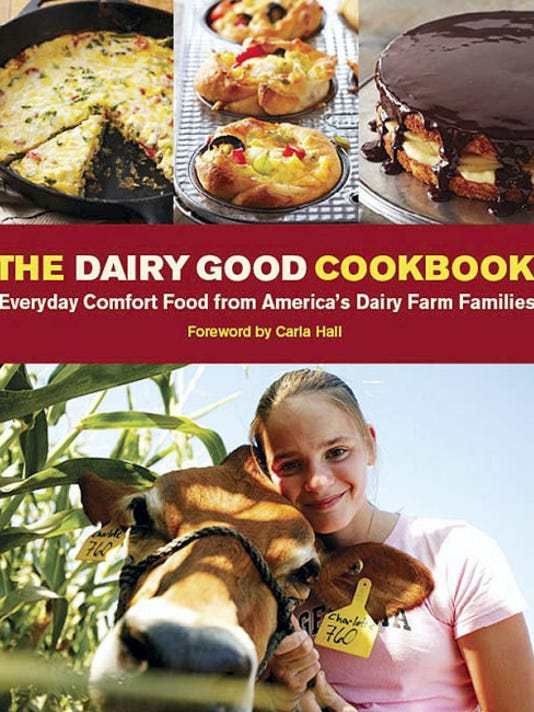 """The Dairy Good Cookbook"""