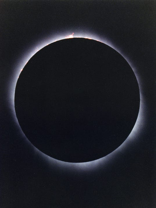 Solar eclipse 2017: 10 top places to watch the eclipse in Middle Tennessee