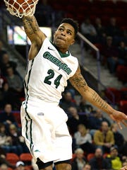 Former UWGB star Keifer Sykes developed a strong friendship