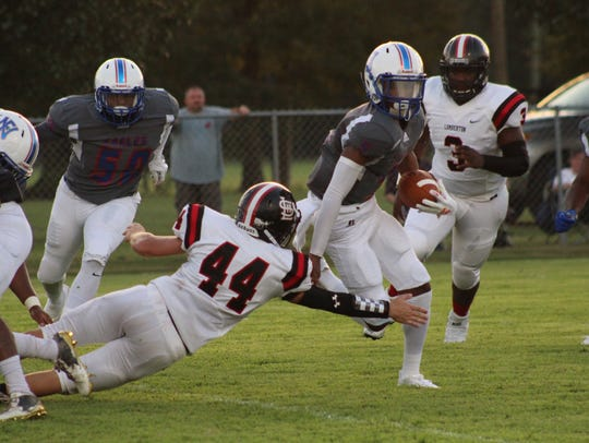 North Forrest's Daylyn Croom is a big reason why the