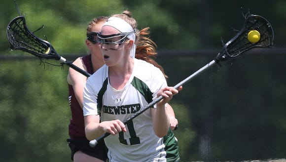 Brewster defeated Burnt Hills-Ballston Lake 17-9 in
