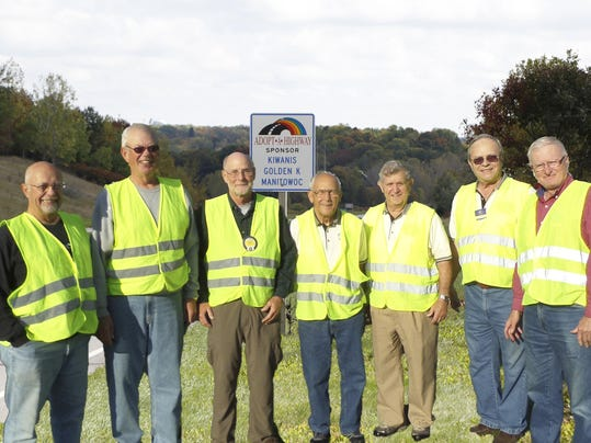 Road Warriors Fall Cleanup