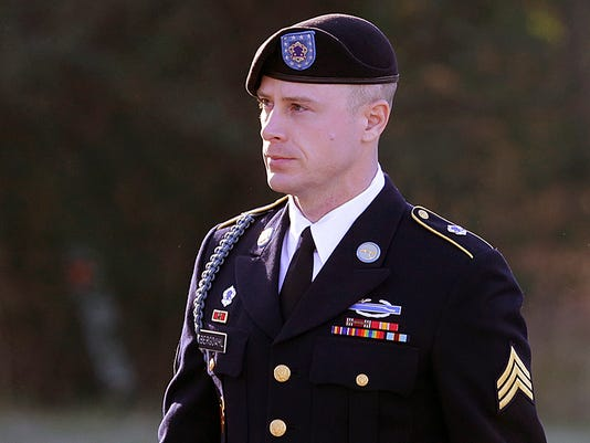 AP BERGDAHL THE WOUNDED A FILE USA NC