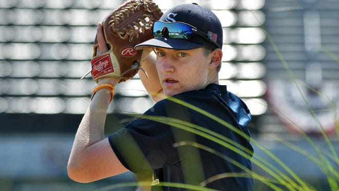 Bravehearts right-hander Kevin Hummer has enjoyed success pitching for Shrewsbury High, Post 397 and Western New England University.
