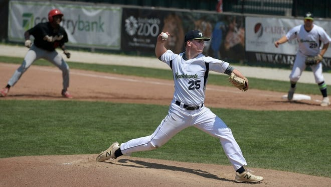 Jack Steele had eight strikeouts and Worcester hit three homers to get past Westfield on Sunday.