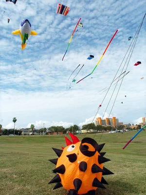 The fourth annual Kites & Bikes Festival will return to Corpus Christi from 11 a.m. to 4 p.m. Nov. 12.