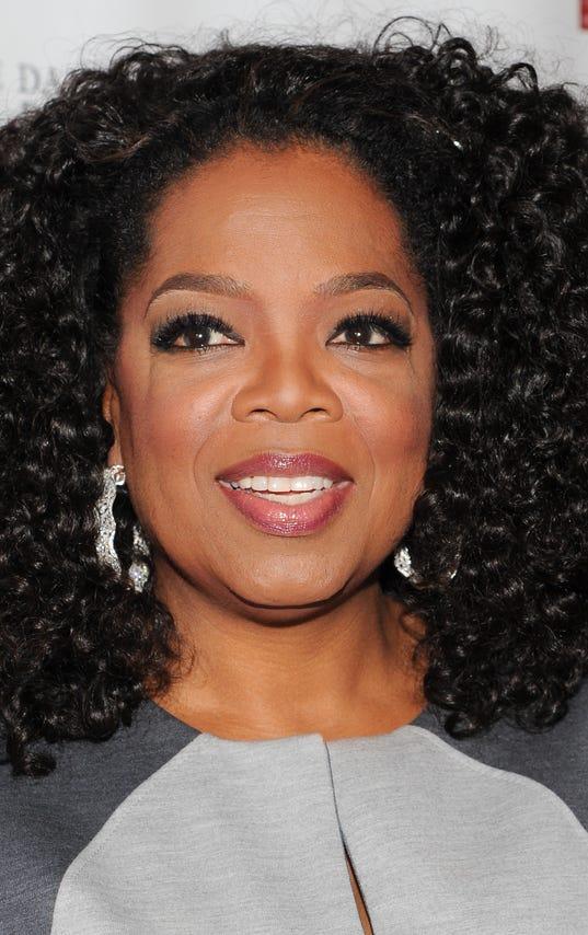 AP TV-Oprah Scores