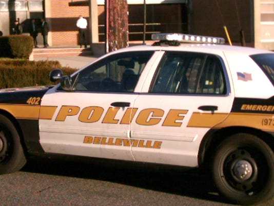Belleville Police Cruiser