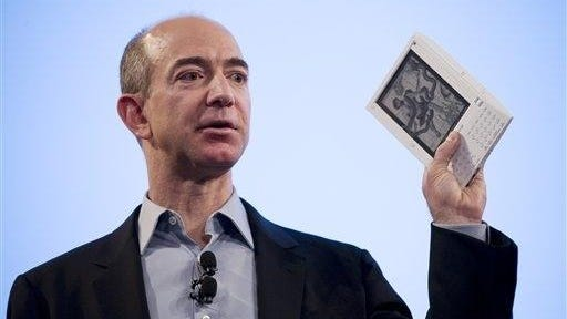 Jeff Bezos, founder and CEO of Amazon.com, has announced his intention to step down as the company's leader later this year.