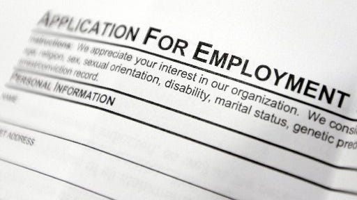 According to the governor's office, about one-third of the jobs in Michigan are considered skilled trades