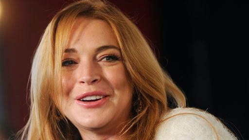 """Linsday Lohan is heading for the London stage _ in a play about the hysteria of Hollywood. Producers announced Thursday that Lohan will make her professional stage debut in September in David Mamet's satirical drama """"Speed-the-Plow."""" The """"Mean Girls"""" and ?Freaky Friday? star, who has had well-documented troubles with alcohol, drugs and the law, will take the relatively small but complex role of an ambitious secretary in Mamet's drama about two Hollywood producers trying to close a major deal."""