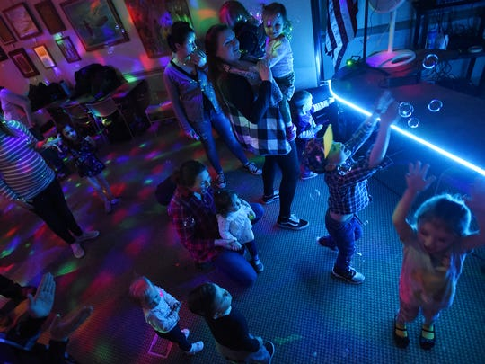 Kids' Dance Party: Club Sippycup takes over the Ringwood