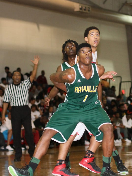 Rayville @ Richwood boys basketball