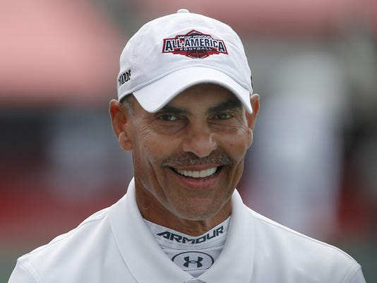 Herm Edwards Officially Named Arizona State Head Coach