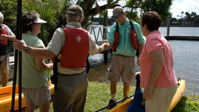 Caloosahatchee Regional Park in Alva offers a variety of kayak tours for paddlers.