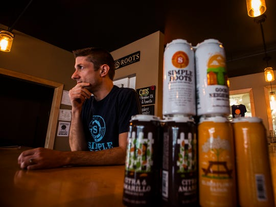 Simple Roots Brewing owner Dan Ukolowicz says he supports
