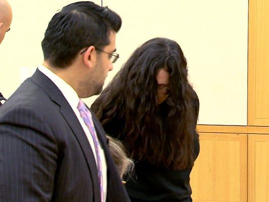 Manuela Morgado Sentencing