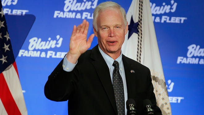 """Sen. Ron Johnson says he is """"skeptical"""" that he and his fellow Republicans in Congress can pass an Obamacare replacement plan this year."""