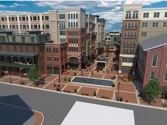 Georgian Court University is expected to announce on Tuesday a partnership with developer Jack Cust to be part of the Courthouse Square project in downtown Flemington.