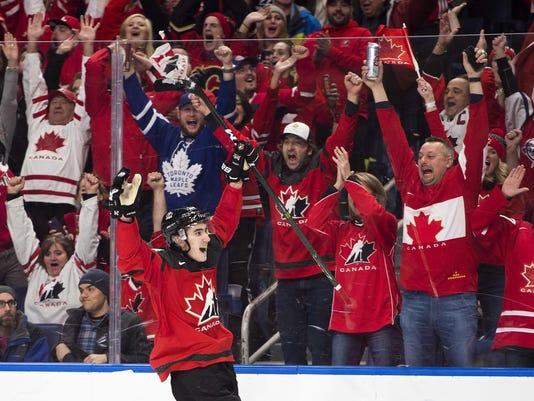World Juniors Sweden Canada Hockey