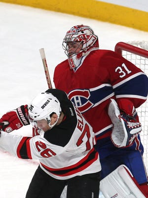 The Canadiens topped the Devils 3-2.