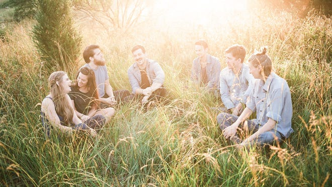 The Collection performs with headliners The Oh Hellos at the Orange Peel on April 15.