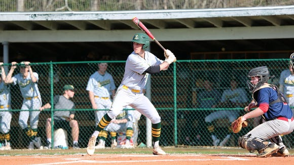 Christ School junior McKinley Bell has committed to play college baseball for Appalachian State.