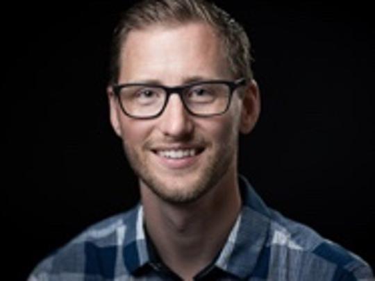 Ghostruck CEO Nathaniel Nienaber