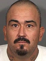 Conrad Diaz is a suspect in a Nov. 11 shooting that killed one man and injured another in Coachella.